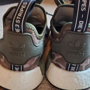 adidas Shoes - Adidas NMD Camo Print Sneakers- Mens 7/Wmns 8